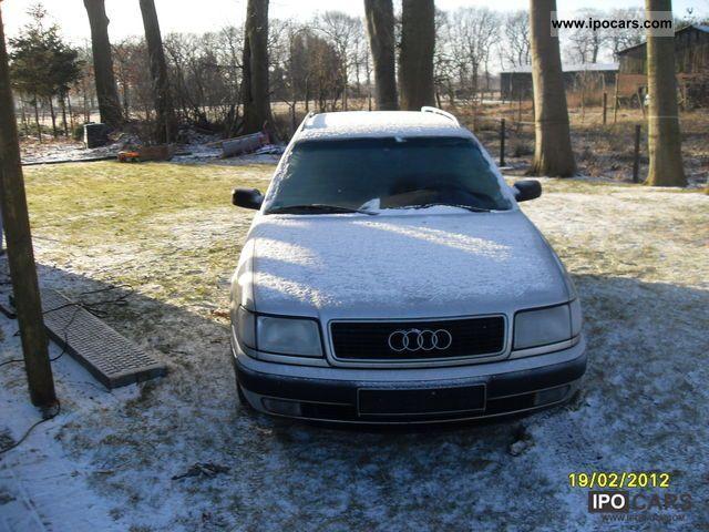 1991 Audi  100 Avant quattro Estate Car Used vehicle photo