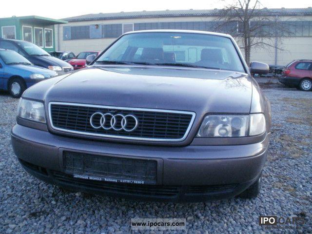 1996 Audi  A8 2.8 Limousine Used vehicle photo