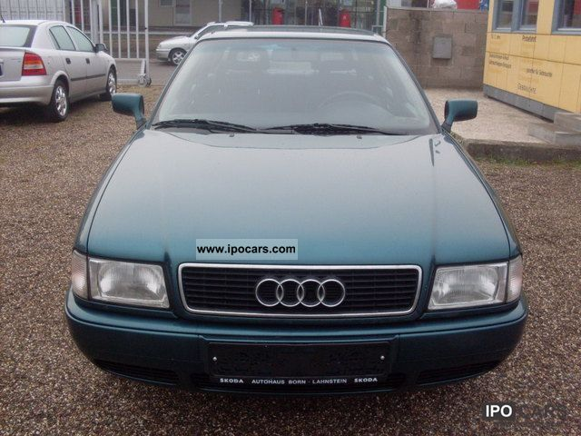 1994 Audi  € 80 entry 3 Limousine Used vehicle photo