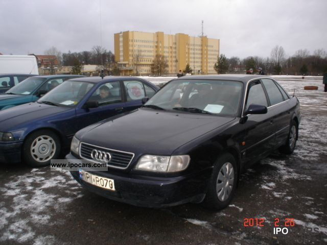 Audi  A6 2.8 LPG sekwencja 1997 Liquefied Petroleum Gas Cars (LPG, GPL, propane) photo