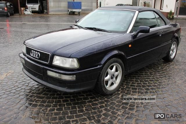 1997 Audi  Cabriolet 2.6 S-Line Leather + Heated Cabrio / roadster Used vehicle photo