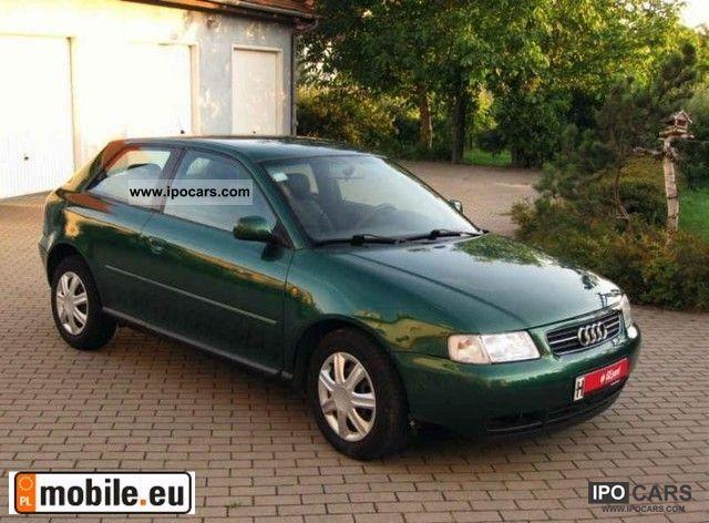 1998 Audi  A3 1.8 kat 125km Other Used vehicle photo