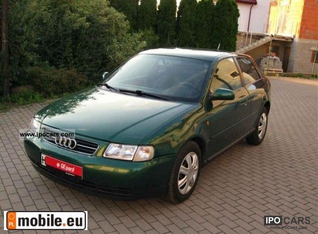 1998 audi a3 1 8 kat 125km car photo and specs. Black Bedroom Furniture Sets. Home Design Ideas