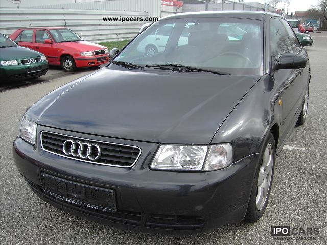 1999 audi a3 1 8 t environment climate control car photo and specs. Black Bedroom Furniture Sets. Home Design Ideas
