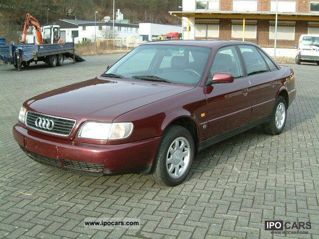 1995 Audi  A6 1.8 Limousine Used vehicle photo