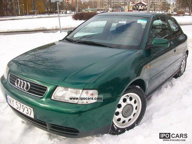 1997 Audi  * A3 * ZADBANE SERWISOWANE * NIEZAWODNE * Other Used vehicle photo