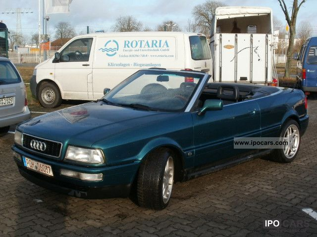 1992 Audi  Convertible Cabrio / roadster Used vehicle photo