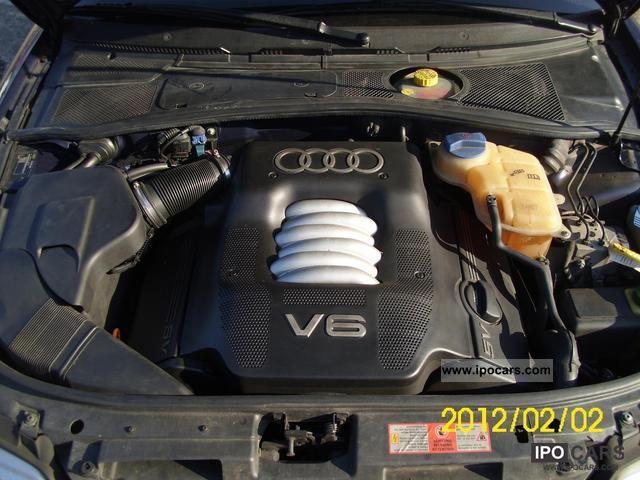 Audi A Quattro Leather Lgw