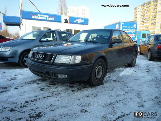 1995 Audi  A6 C4 2.8 only 80Tkm automatic Klimaau. Limousine Used vehicle photo
