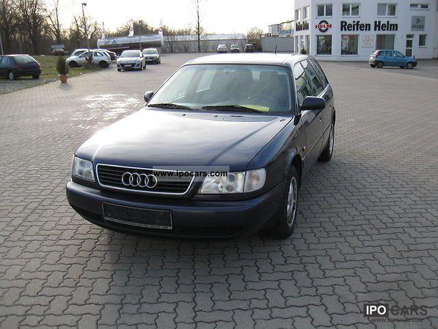 1996 Audi  100 Estate Car Used vehicle photo