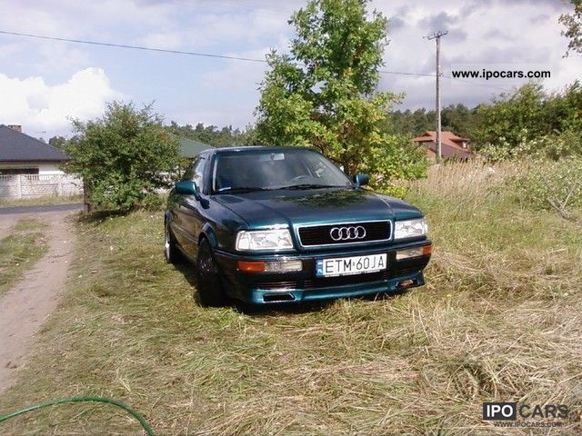 Audi  80 b4 2.6 v6 1994 Liquefied Petroleum Gas Cars (LPG, GPL, propane) photo