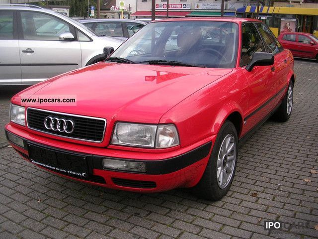 1993 audi 80 is very well maintained automatic 2 hand 153000km ahk car photo and specs. Black Bedroom Furniture Sets. Home Design Ideas