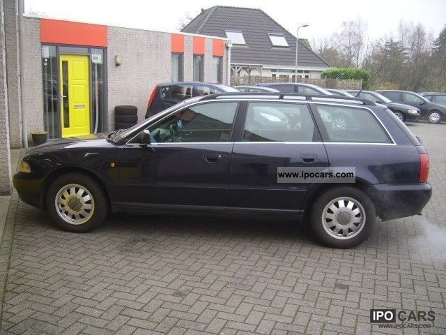 1998 audi a4 avant 2 5 v6 tdi 150pk ambition ecc cruise c car photo and specs. Black Bedroom Furniture Sets. Home Design Ideas