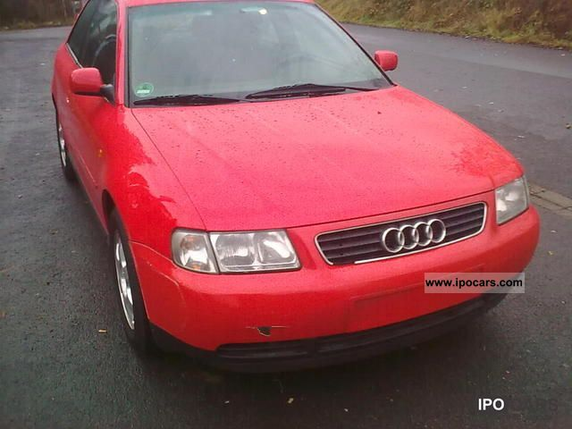 2000 Audi  A3 1.6 Small Car Used vehicle photo