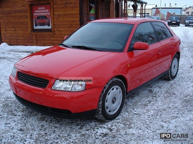 1997 Audi  A3 1.6 16V * AIR * z Niemiec Other Used vehicle photo