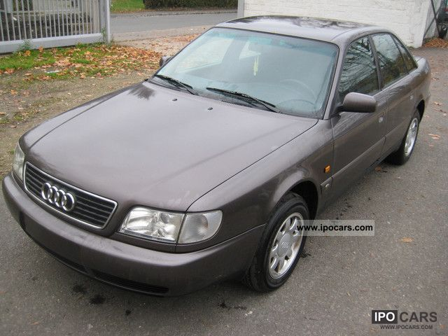 2001 Audi  A6 1.8 \HAND Limousine Used vehicle photo