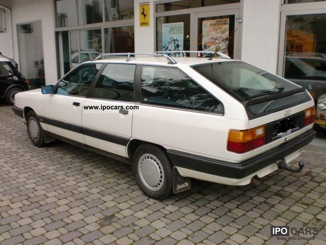 1989 Audi  100 2.0 E Avant \ Estate Car Used vehicle photo