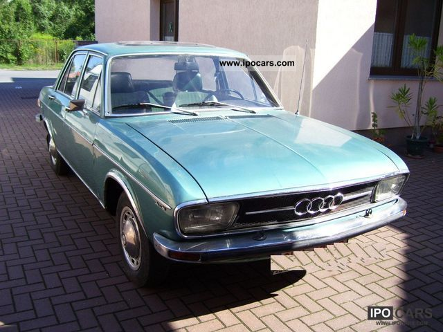 Audi  100 LS 1973 Vintage, Classic and Old Cars photo