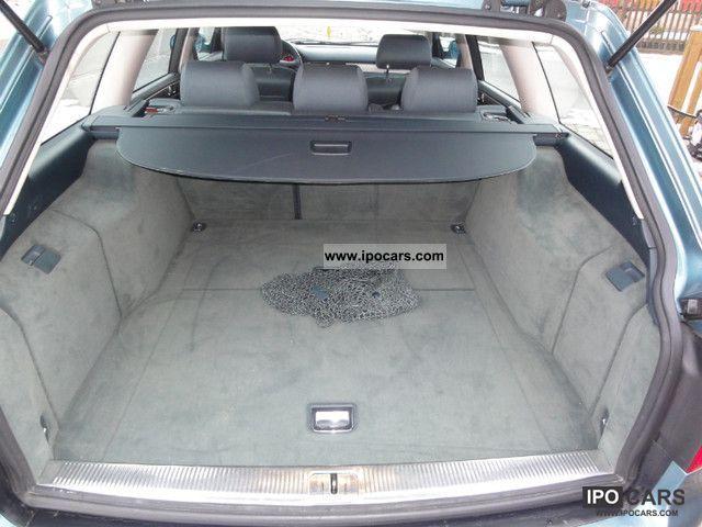 1999 Audi A6 Avant 1.8 car., Automatic climate, heated seats - Car