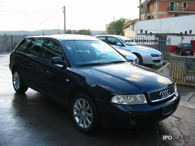 1999 audi a4 avant 1.9 tdi quattro related infomation,specifications