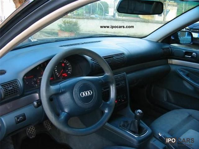 1999 audi a4 avant 1 9 tdi 110cv ambition car photo and. Black Bedroom Furniture Sets. Home Design Ideas