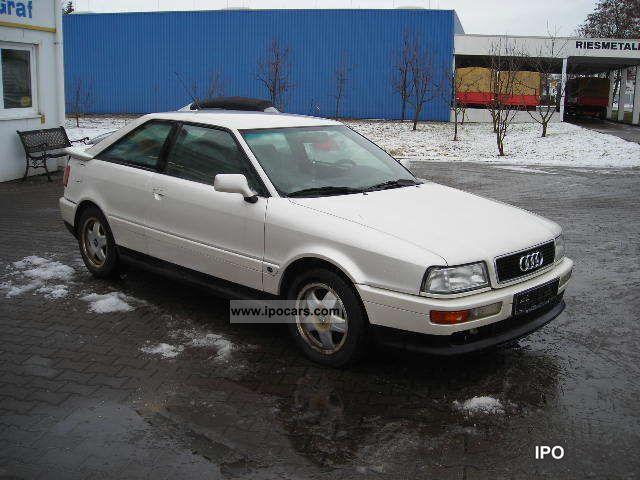 1994 Audi  Coupe quattro Sports car/Coupe Used vehicle photo