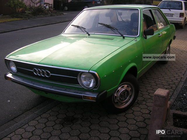 1978 Audi  80 Type 82 Limousine Used vehicle photo