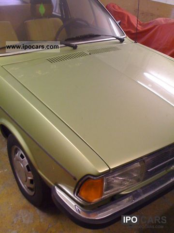 Audi  80 1978 Vintage, Classic and Old Cars photo