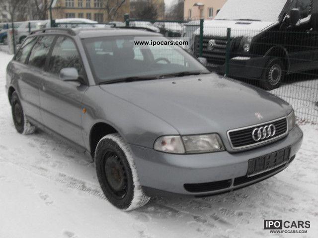 1999 Audi A4 Debut   Upcomingcarshq.com