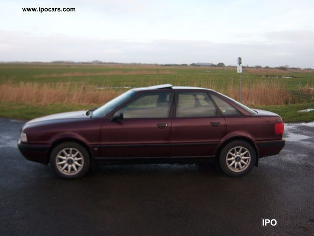 1994 Audi  B4 5 cylinder Limousine Used vehicle photo
