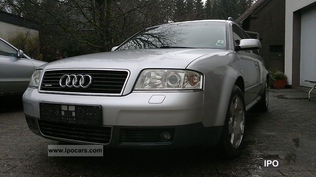 2000 Audi  A6 Avant 4.2 quattro Estate Car Used vehicle photo