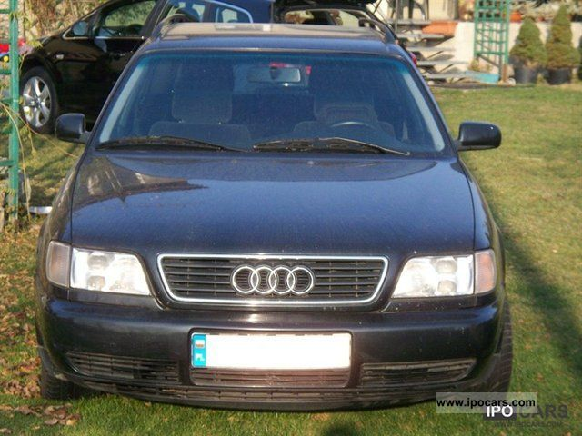 Audi  A6 AVANT 1995 Liquefied Petroleum Gas Cars (LPG, GPL, propane) photo