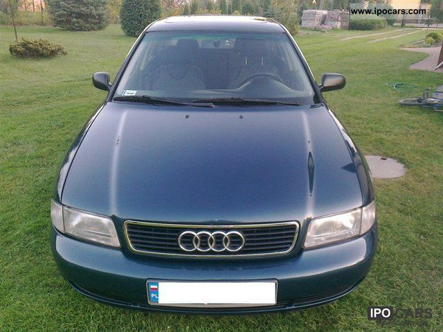 Audi  A4 B5 1.8 20V 1995 Liquefied Petroleum Gas Cars (LPG, GPL, propane) photo