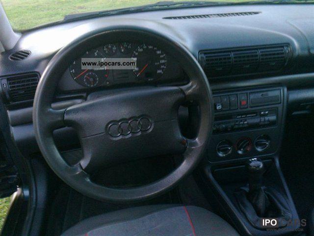 1995 Audi A4 B5 1 8 20v Car Photo And Specs