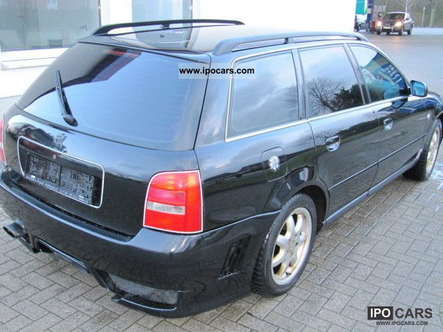 2000 audi a4 avant 2 5 tdi car photo and specs. Black Bedroom Furniture Sets. Home Design Ideas