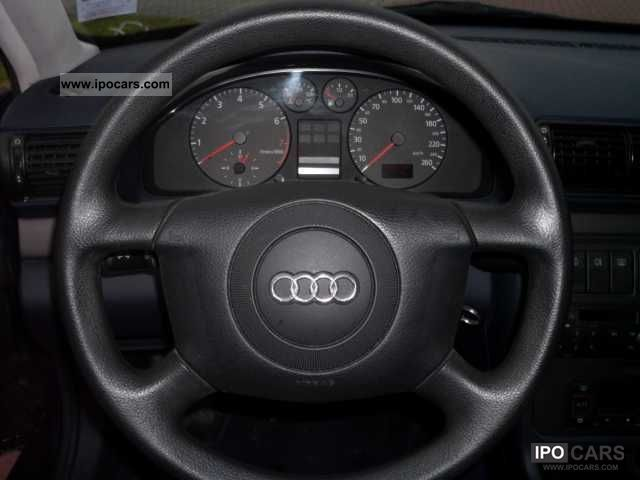 1998 audi a4 good condition full service history 1 8 t klimaau car photo and specs. Black Bedroom Furniture Sets. Home Design Ideas