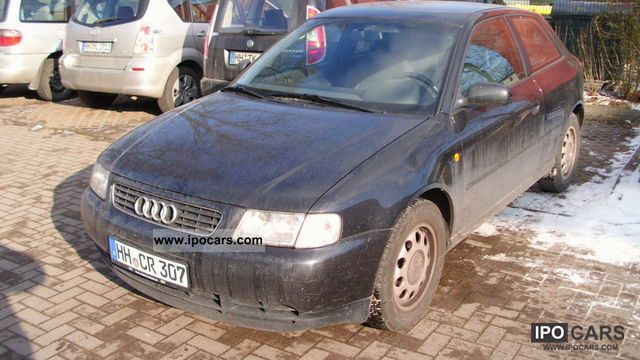 1999 Audi  A3 1.6 Small Car Used vehicle photo