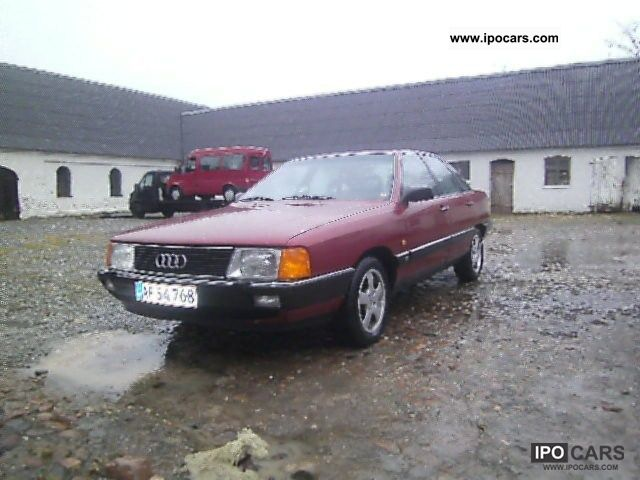 1989 Audi  100 2.3 E 136 Other Used vehicle photo