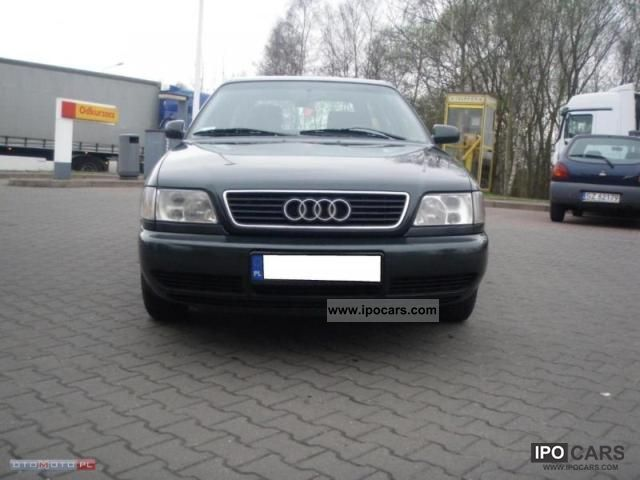 1994 Audi  A6 AIR TRONIC, ALU felgi, ELECTRICAL Estate Car Used vehicle photo