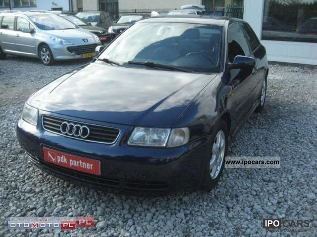 1998 Audi  A3 1.6 16V climate control Small Car Used vehicle photo