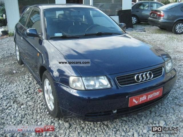 1998 audi a3 1 6 16v climate control car photo and specs. Black Bedroom Furniture Sets. Home Design Ideas