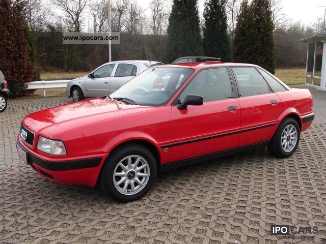 1992 Audi  OPAS-80 car garage only 121 500 km Estate Car Used vehicle photo