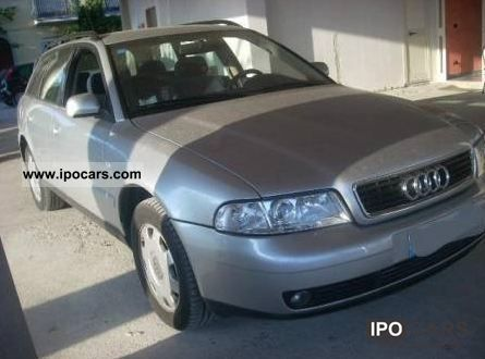 2000 Audi A4 Avant 1.9 TDI Estate Car Used vehicle photo