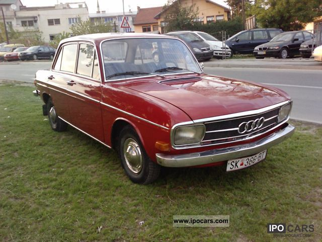 Audi  60 L 1971 Vintage, Classic and Old Cars photo