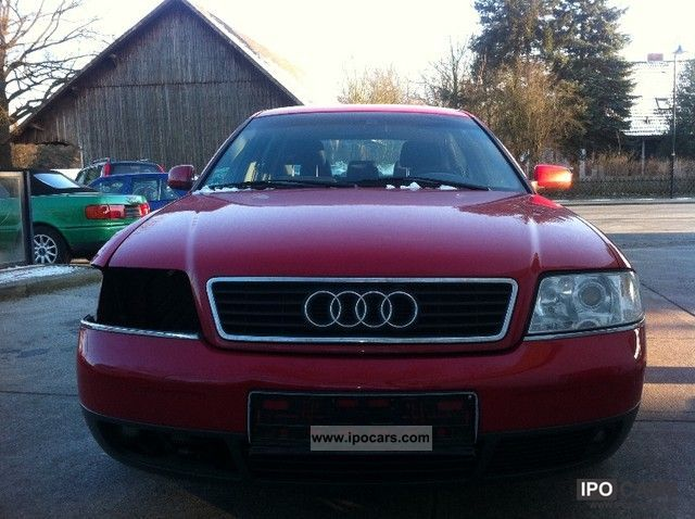 1997 Audi  A6 1.8 T 1 HAND Limousine Used vehicle photo