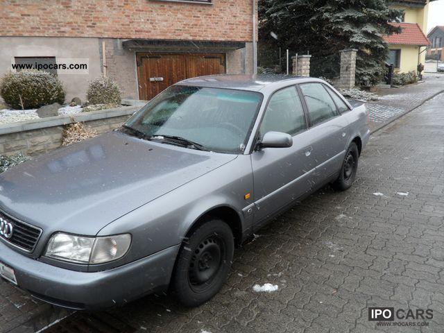 1996 Audi  A6 1.8 Limousine Used vehicle photo