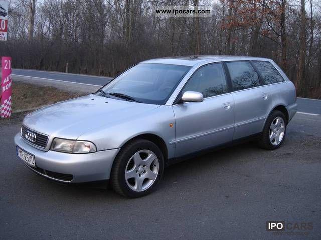 1998 Audi  A4 ZAREJESTROWANY Estate Car Used vehicle photo