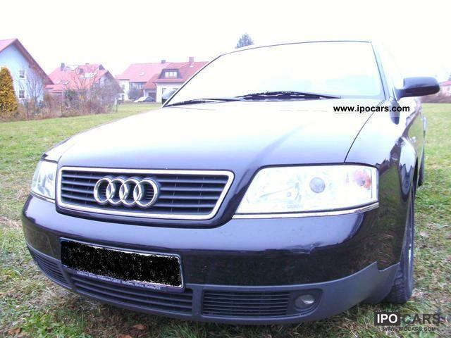1999 Audi  A6 2.5 TDI Limousine Used vehicle photo