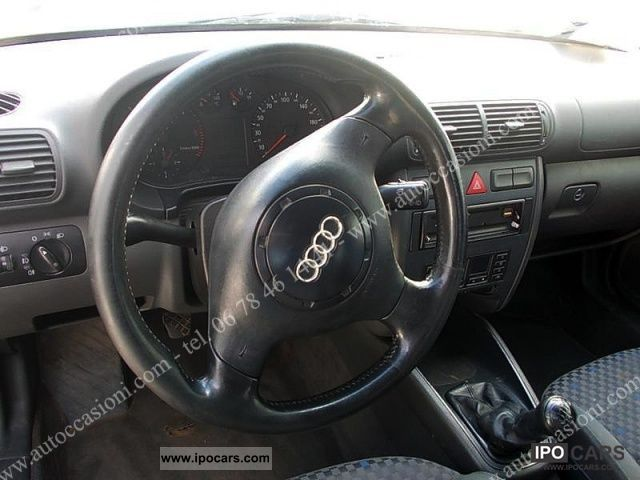 1999 audi a3 1 9 tdi 110 cv cat 3p attraction car photo. Black Bedroom Furniture Sets. Home Design Ideas