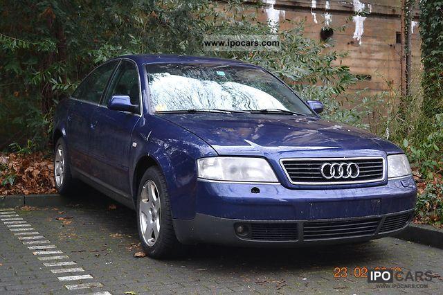 2001 Audi  A6 2.5 TDI Limousine Used vehicle photo